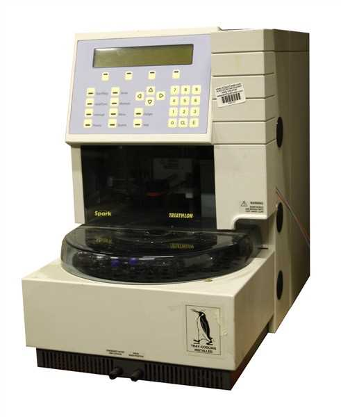 Rainin Dynamax Automatic Sample Injector Model AL-1A - 1