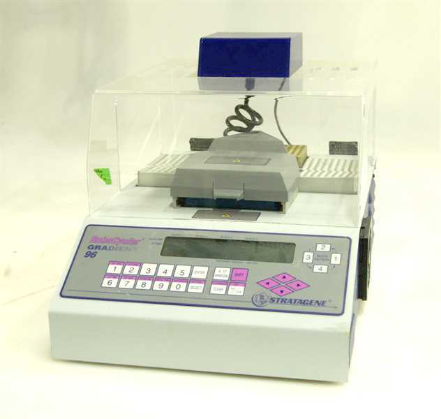 Biotech laboratory equipment