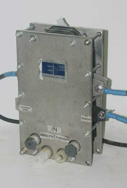 A photo of a electrochemical reactor for sale from Hitechtrader.com