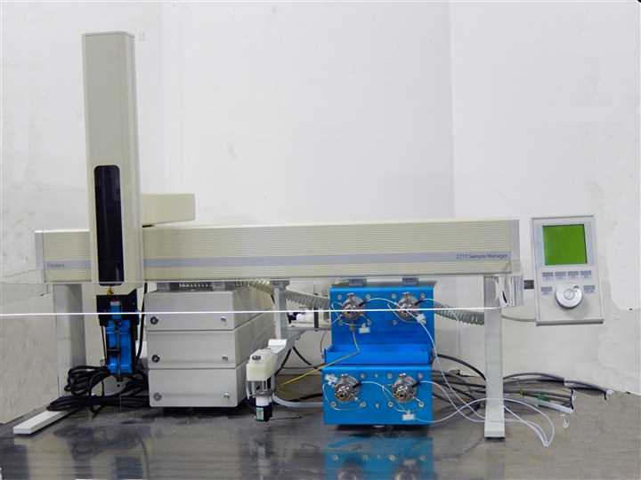 photo of an HPLC autosampler sold by Hitechtrader.com